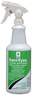 Spartan Sani-Tyze Food Contact Surface Sanitizer 1 Quart