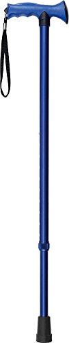 RQシリーズ 伸縮ステッキ/スポーティータイプ ブルー