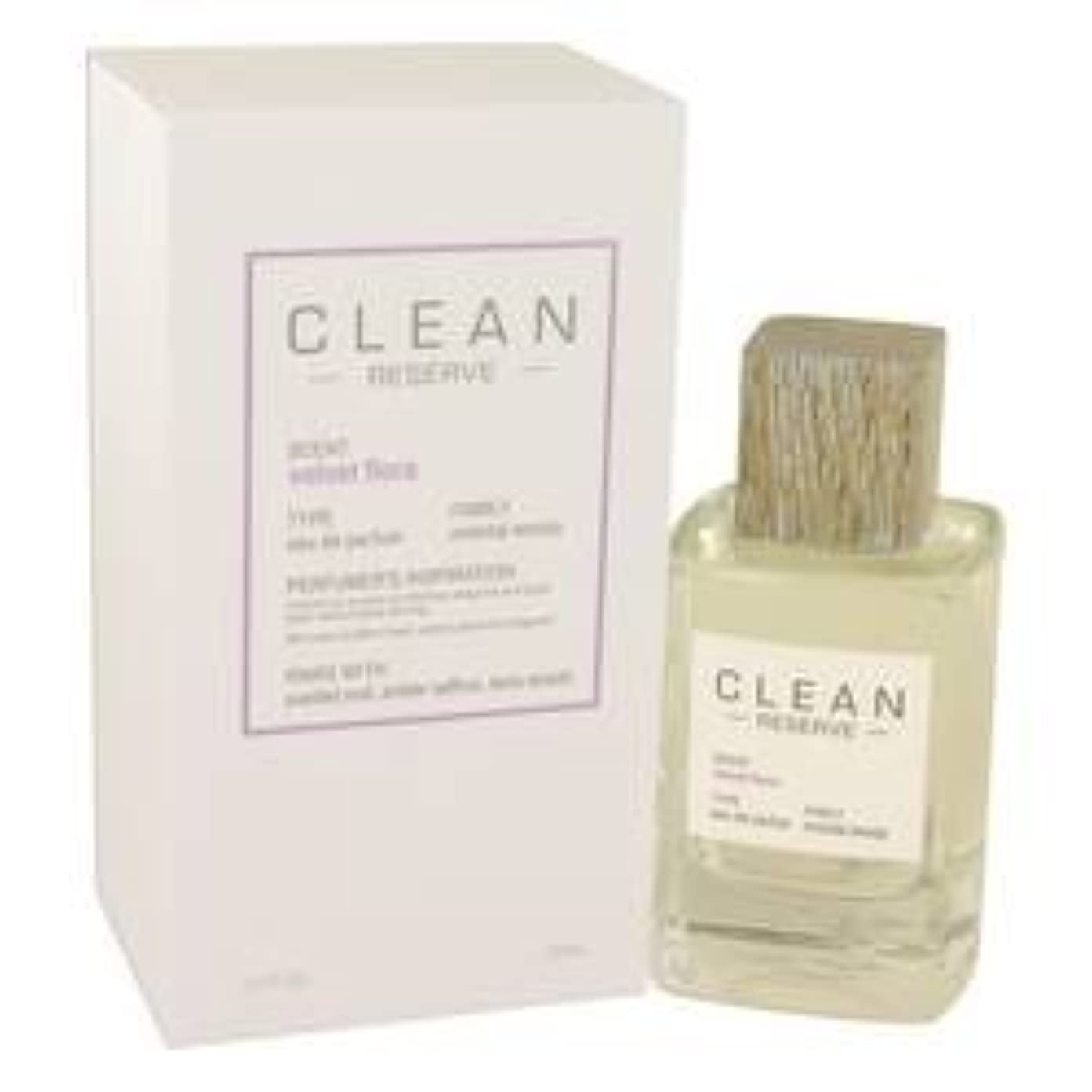 エコースケルトン特許Clean Velvet Flora Eau De Parfum Spray By Clean
