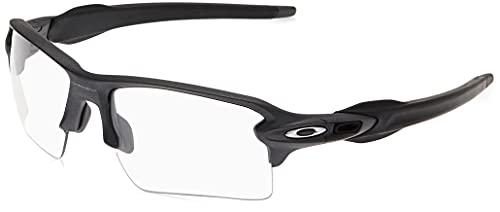 OAKLEY FLAK 2.0 XL Gafas de sol para Hombre, Acero, 0