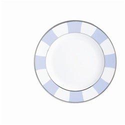 Bernardaud Galerie Royale Blue Bread & Butter Plate