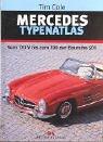 Mercedes Typenatlas, Vom 170 V bis zum 190 der Baureihe 201