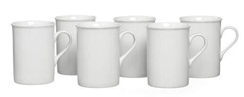 Ritzenhoff & Breker Kaffeebecher-Set Bianco, 6-teilig