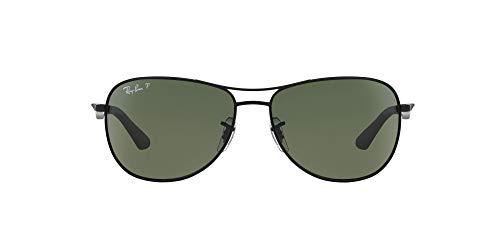 Fashion Shopping Ray-Ban Men's Rb3519 Aviator Sunglasses