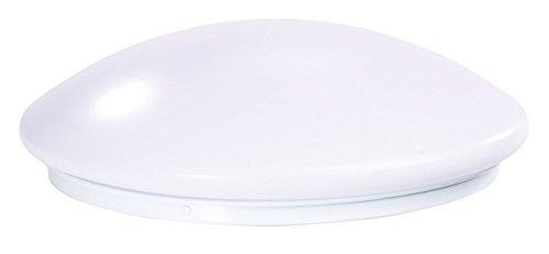 Luminea LED Panel RGBW dimmbar: Dimmbare RGBW-LED-Wand- & Deckenleuchte, Fernbedienung, 1.100 lm, 15 W (LED Deckenleuchte RGB dimmbar)