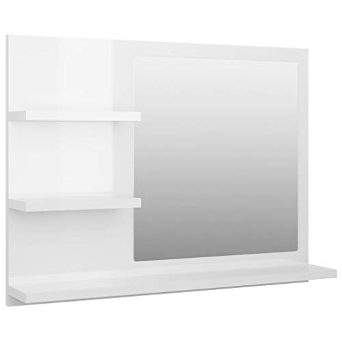vidaXl -   Badspiegel mit 3