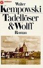 Tadellöser & Wolff. Bild Bestseller Bibliothek Band 11 3442728711 Book Cover