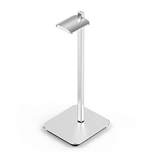 hongbanlemp Auriculares Soporte Aleación de Aluminio Single-Tanging Simple Desktop Gaming Auriculares Pantalla Pantalla Soporte para la mayoría de los Tamaños de Auriculares (Color : A)
