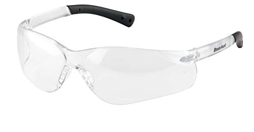 Clear Anti-Fog Safety Glasses
