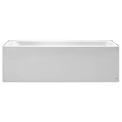 American Standard 2946202.011 Studio Integral Apron Bathtub Left Drain 60 in. x 32 in. in Arctic White