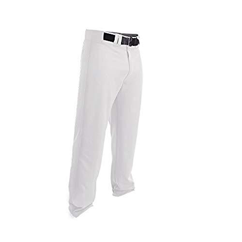 EASTON RIVAL 2 Baseball Pant, Adult, Medium, White