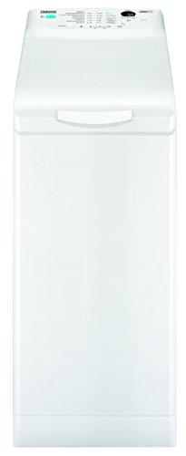 Zanussi ZWQ61215C Waschmaschine TL / 152 kWh / 1200 UpM / 6 kg / 9790 Liter / 6 kg GentleCare Trommel/Restlaufanzeige/weiß