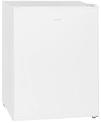 Exquisit Gefrierbox | Mini Gefrierschrank | Weiß | 62cm Höhe | 42 Liter Nutzinhalt | 4*-Gefrierteil | Wechselbarer Türanschlag | 2 Einschubfächer