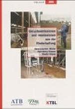 Geruchsemissionen und - immissionen aus der Rinderhaltung.