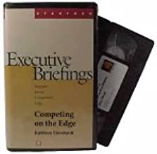 Competing on the Edge - Strategy as Structured Chaos VHS