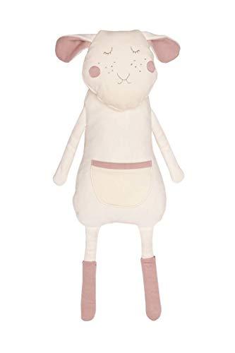 WOOLY ORGANIC - POUPÉE Souple Sheep