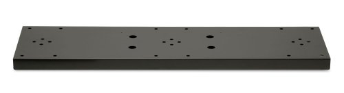 Architectural Mailboxes 5113B Tri Spreader Plate, Black