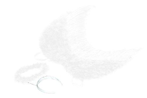 Ange set en blanche 2 pièces