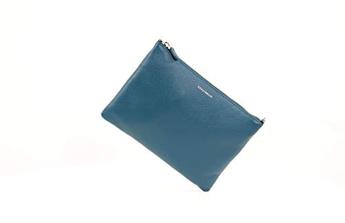 Coccinelle Mini Bag Small Clutch Teal