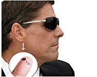 Auricular espía 007, Policía, El jugador de póker, exámenes de la escuela, auricular invisible