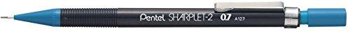 Druckbleistift SHARPLET-2, Härtegrad HB, Schaft blau, Mine auswechselbar