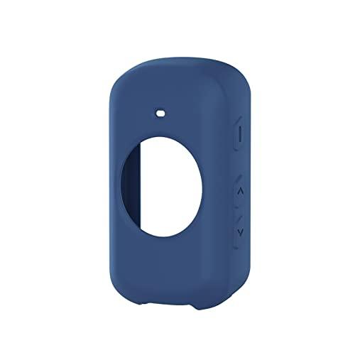 DXFFOK Adecuado for Garmin Edge 530 E530 GPS TPU Caja Protectora de Silicona Cubierta Trasera Anti-arañazo A Prueba de Golpes Shell Negro (Color : 5)