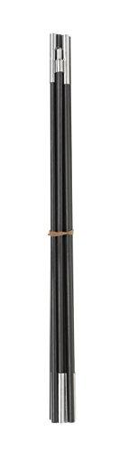 Ferrino reserveonderdeel voor gordijnrails, unisex, zwart, 9.5