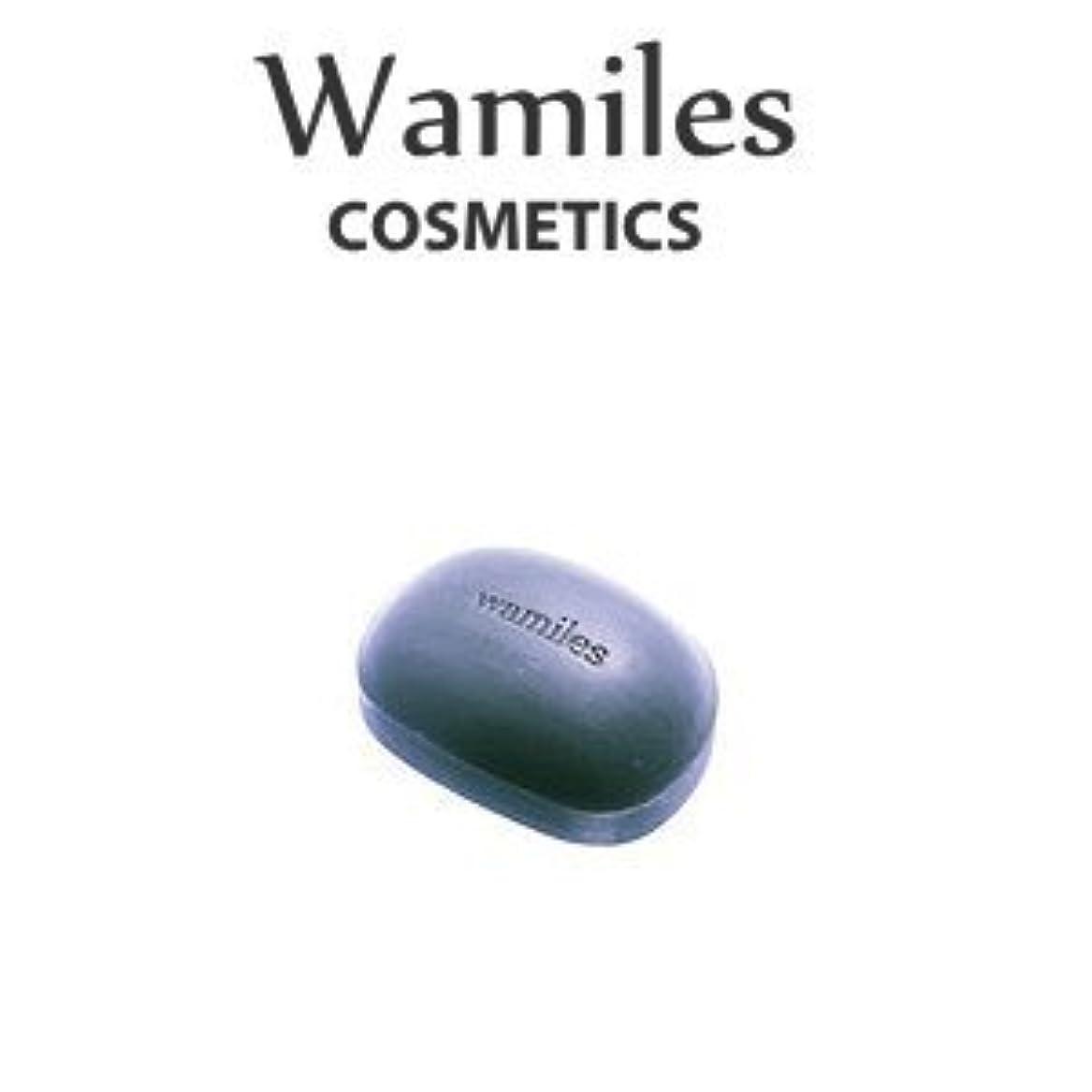 申し込むボリューム無限wamiles/ワミレス ベーシックライン イオンヌ クレイソープ 100g