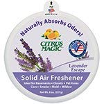 Citrus Magic Odor Eliminating Air Fresheners Lavender Escape Solid Odor Absorbers 8 oz. (a) - 2pc