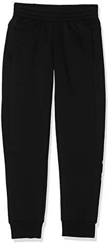 ADIFO #adidas adidas Essentials Linear Hose Mädchen, Schwarz/Weiß, FR: M (Größe Hersteller: 128)