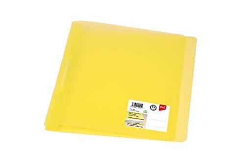 FLVG Schnellhefter gelb, DIN A4 - Edition Onkel Schwerdt