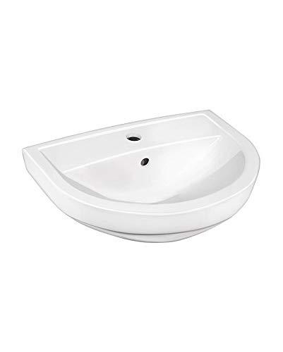 Gustavsberg 41005001 Waschbecken, Aufsatzwaschbecken, Waschbecken, 500 mm, Weiß