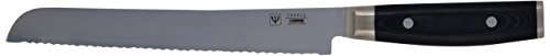 Yaxell Ran 67008-1 1 Count Bread Knife, 9-Inch