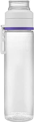 Thermos Bouteille infuseur Eastman Tritan en plastique violet 710 ml