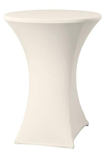 Bar Bordsskydd, 80-85 Cm Diameter, Grädde