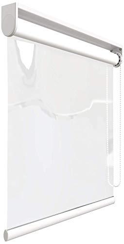 ACE Hygiene-Rollo - Ausklappbarer Raumtrenner mit Trägerschiene - 90x220 cm