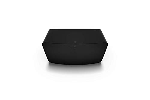Sonos Five - The High-Fidelity Speaker for Superior Sound - Black (Renewed)