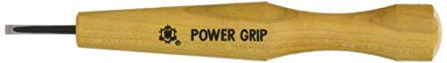 三木章 パワーグリップ彫刻刀 平 3MM