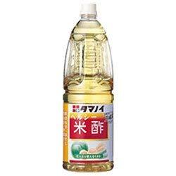 タマノイ ヘルシー米酢 1.8Lペットボトル×6本入×(2ケース)【入り数2】