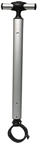 DDH Barra de la manija de la aleación de aleación de Aluminio Estirable, el Manillar de Soporte de la Scooter de Hover Inteligente,para Principiantes para 6.5', 10' Scooter con Ruedas-Golden