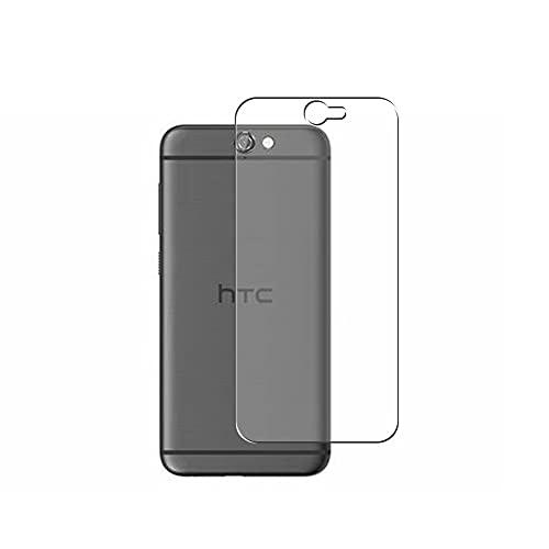 Vaxson 2 Stück Rückseite Schutzfolie, kompatibel mit HTC One A9 Aero A9w, Backcover Skin TPU Folie [nicht Panzerglas/nicht Front Bildschirmschutzfolie]
