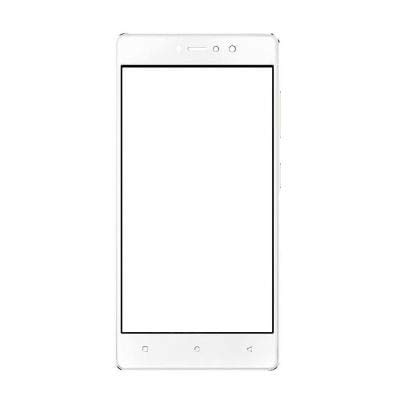 REOTEL Touch Screen digitizer Glass Panel Glas Part for GIONEE S6S (White)