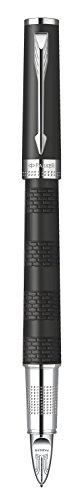 Parker Ingenuity Large Daring Black Rubber Chrome Trim (CT) 5th Technology Mode Pen (S0959250) Photo #2