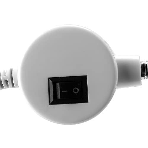 Máquina De Coser Luz LED, Luz LED Robusta Y Estable Tiene Una Base Magnética Conveniente Para Usar Con Poca Luz Falla Para Impresoras 3D Para Tornos