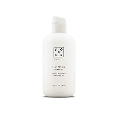 sober® | Daily Revival | Anti-Haarverlust Shampoo | Spezialpflege stärkt die Haarwurzel und das Haarwachstum | Sandalore