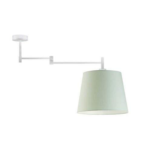 Tampa - Pantalla para lámpara (marco de acero cepillado)