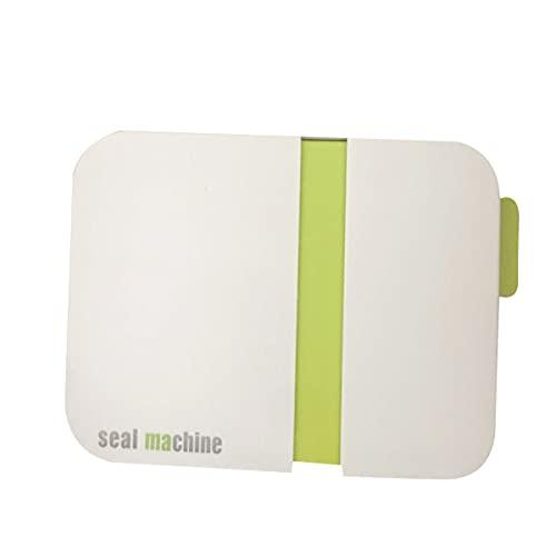 Nihlsen Sellador portátil de la bolsa de plástico del sellador del bolso con el equipo del lacre del ahorrador de alimentos