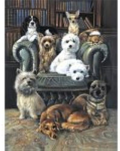 Sunsout 59384 - A Dog's Life, 1000 Teile