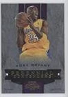 Kobe Bryant #6/100 (Basketball Card) 2009-10 Playoff Contenders - Perennial Contenders - Gold #8