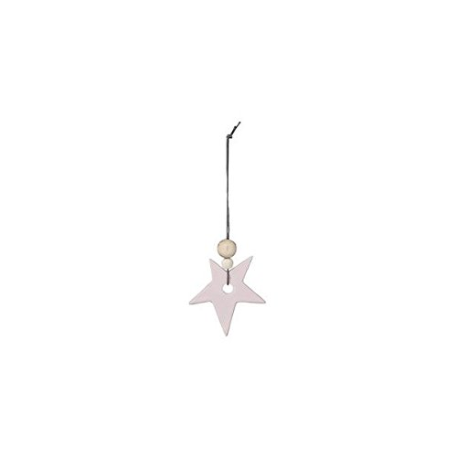 Bloomingville Pendentif étoile Rose